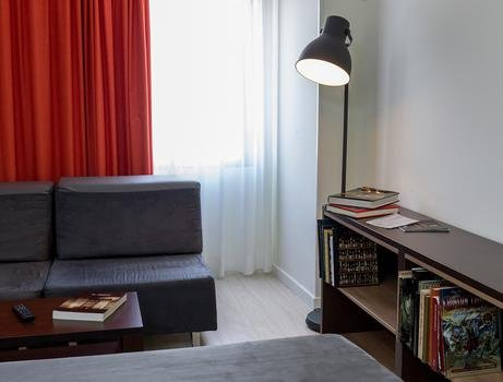 JUNIOR SUITES 1-7 PERSONAS Apartamentos Serrano Recoletos Madrid