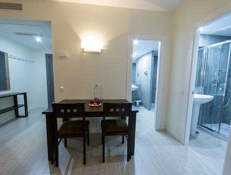 JUNIOR SUITES 1-7 PERSONAS Apartamentos Serrano Recoletos -